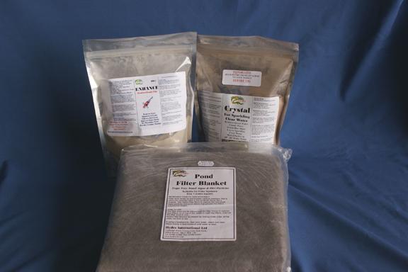 Hydra Crystal 28 oz Kit with Blanket & Enhance