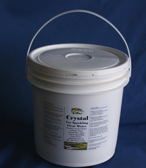 Hydra Crystal 8 Lb Green Water Treatment