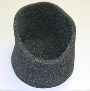 Replacement Foam Sleeve (PART #28)