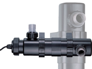 UV-C Clarifier Model 9W + Philips bulb